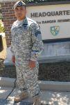 seven-week Maneuver Senior Leaders Course on Fort Benning, Ga