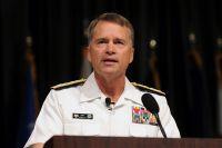 Navy Adm. James A. Winnefeld