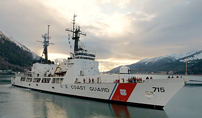 Marineforum - HAMILTON (Foto: US Coast Guard)