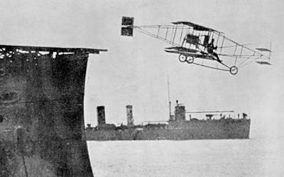 Erster Start (Foto: US Navy)