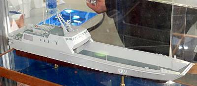 Marineforum - DJUGON (Modell) (Foto: china-defense.com)