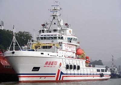 Marineforum - DONG HAI JIU 113 (Foto: china-defense.com)