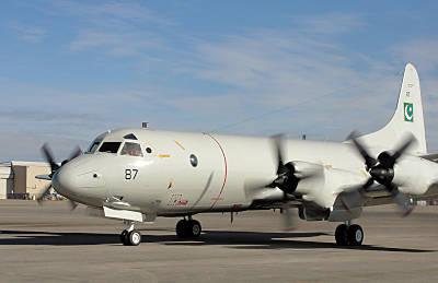 Marineforum - eine der neuen, nun zerstörten P3-C Orion (Foto: Lockheed Martin)