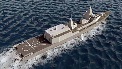 Marineforum - TYPE 26 (Grafik: MODUK)