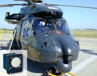 MILDS forward sensor heads, seen here in the NH90 configuration