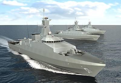 Marineforum - Projekt Khareef (Grafik: VT/BAe-Systems)