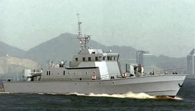 Marineforum - Neues Wachboot (Grafik: Khulna Shipyard)