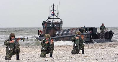 Netherlands Marines (Foto: niederl. Marine)