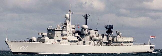 Fregatte der KORTENAER-Klasse (Foto: Michael Nitz)