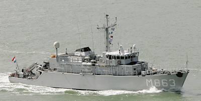 Minenjangdboot der ALKMAAR-Klasse