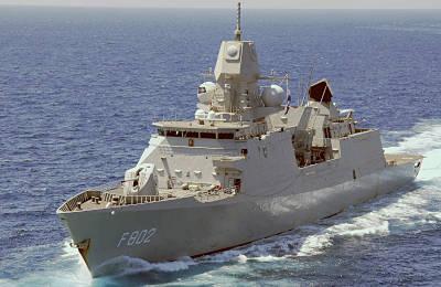Fregatte der DE ZEVEN PROVENCIEN-Klasse (Foto: US Navy)
