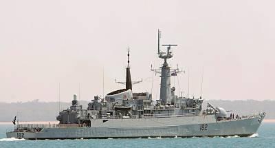 Marineforum - BABUR  (Foto: austr. Marine)