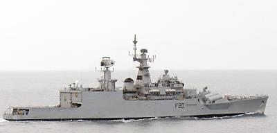 Marineforum - GODAVARI (Foto: US Navy)