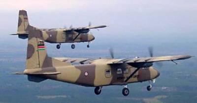 Marineforum - Kenianische Harbin Y-12