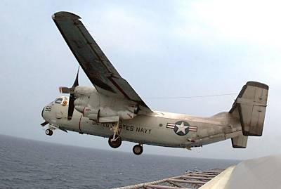 Marineforum - C2-A Greyhound (Foto: US Navy)