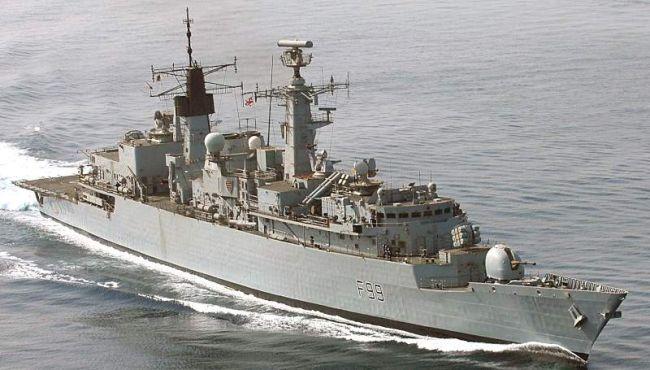 Marineforum - CORNWALL (Foto: US Navy)
