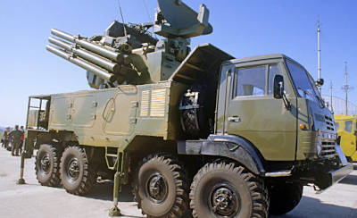 Marineforum - Pantsir-S1 (Foto: wikipedia)