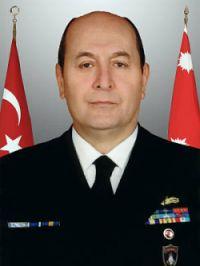 Marineforum - Admiral Yigit (Foto: offz.)