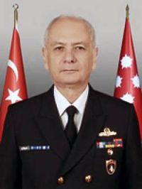 Marineforum - Admiral Emin Murat Bilgel (Foto: türk. Marine)