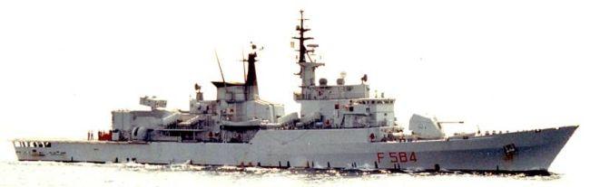 Marineforum - BERSAGLIERE (Foto: Deutsche Marine)