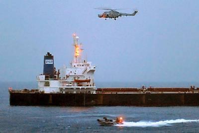 Marineforum - Briten treffen bei der CARAVOS HORIZON ein