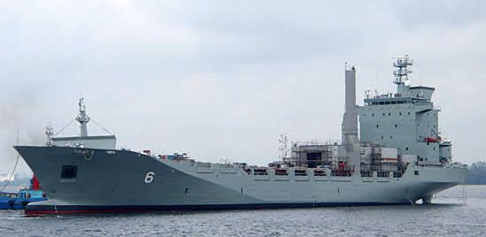 Marineforum - BM-6 (Foto: RMN / MISC)