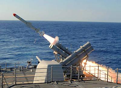 Marineforum - HDRM grundsätzlich auch für Harpoon geeignet (Foto: US Navy)