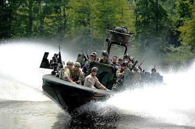 Marineforum - Riverine Ops (Foto: US Navy)