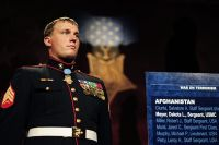 Medal of Honor recipient Marine Corps Sgt. Dakota L. Meyer