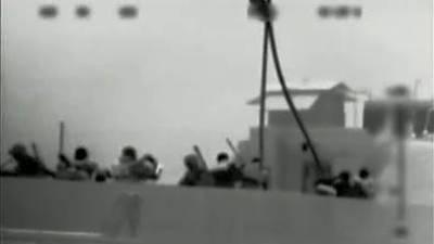 Marineforum - Boarding der MAVI MARMARA (Foto: IDF)