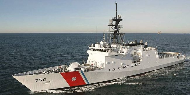Marineforum - BERTHOLF (Foto: US Coast Guard)