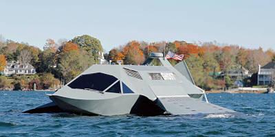 Marineforum - GHOST (Foto: Juliet Marine Systems)