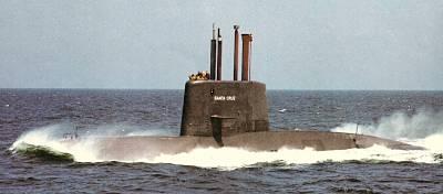 Marineforum - Argentinisches U-Boot vom Typ TR-1700 (Foto : TNSW)