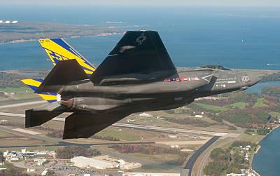 F-35 (Foto: US Navy)US