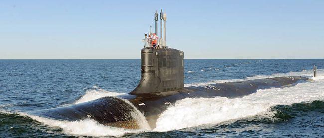 U-Boot der VIRGINIA-Klasse (Foto: US Navy)