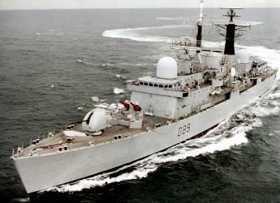 Marineforum - EXETER (Foto: Royal Navy)
