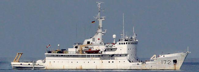 Marineforum - QUEST  (Foto: Michael Nitz)