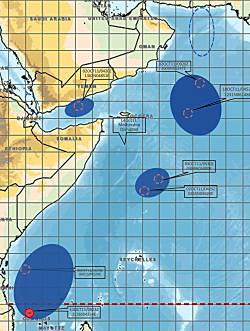 Marineforum - PAG Alert Map (NATO Shipping Centre)