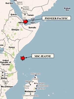 Marineforum - Karte: gcaptain.com