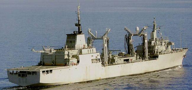 Marineforum - PATINO (Foto: span. Marine)