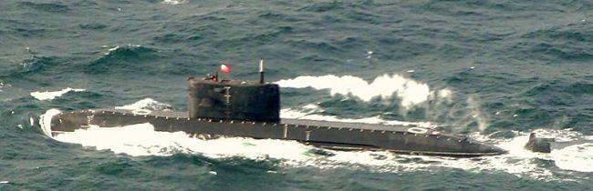 Marineforum - ST. PETERBURG bei Probefahrten (Foto: Deutsche Marine)