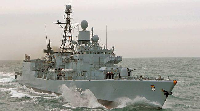 Marineforum - KÖLN (Foto: Deutsche Marine)