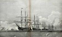 Schlacht von Mobile Bay 1862 (Archiv Autor)