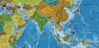 Der asiatische Seeraum