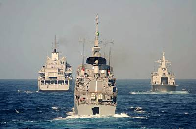 IBSAMAR-Übung (Foto: südafr. Marine)