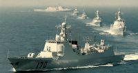 Chinesischer Flottenverband (Foto: PLAN)