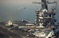Flugbetrieb auf US-Fkugzeugträger (Foto: US Navy)