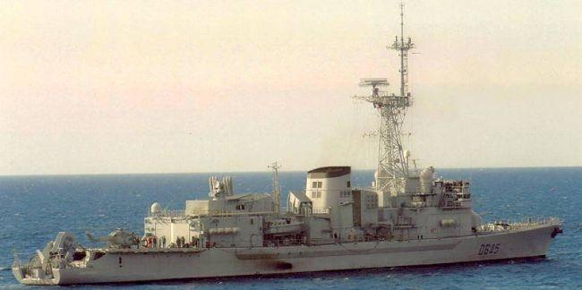 Marineforum - LA MOTTE PICQUET (Foto: Bernard Prezelin / Flottes de Combat)