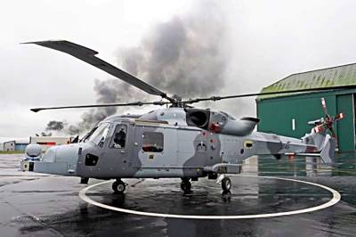 Marineforum - Wildcat (Foto: Royal Navy)