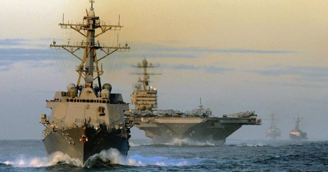 Marineforum - US Carrier Strike Group (Foto: US Navy)